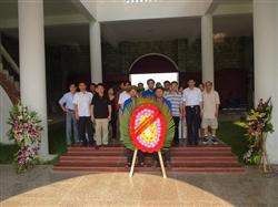 Hoạt động kỷ niệm 60 năm chiến thắng Điện Biên Phủ.