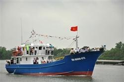 Việt Nam đóng 3.000 tàu cá vỏ sắt thay thế tàu vỏ gỗ