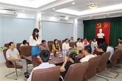 Lễ công bố quyết định bổ nhiệm chức vụ Trưởng phòng TCHC – Công ty CP Kim Khí Hà Nội-Vnsteel