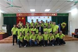 Tham dự giải thể thao cụm Hà Nội - Lào Cai - Thanh Hóa 2017