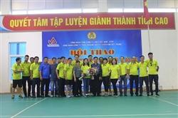 Hội thao cụm thi đua VHTT khu vực Hà Nội - Lào Cai năm 2018